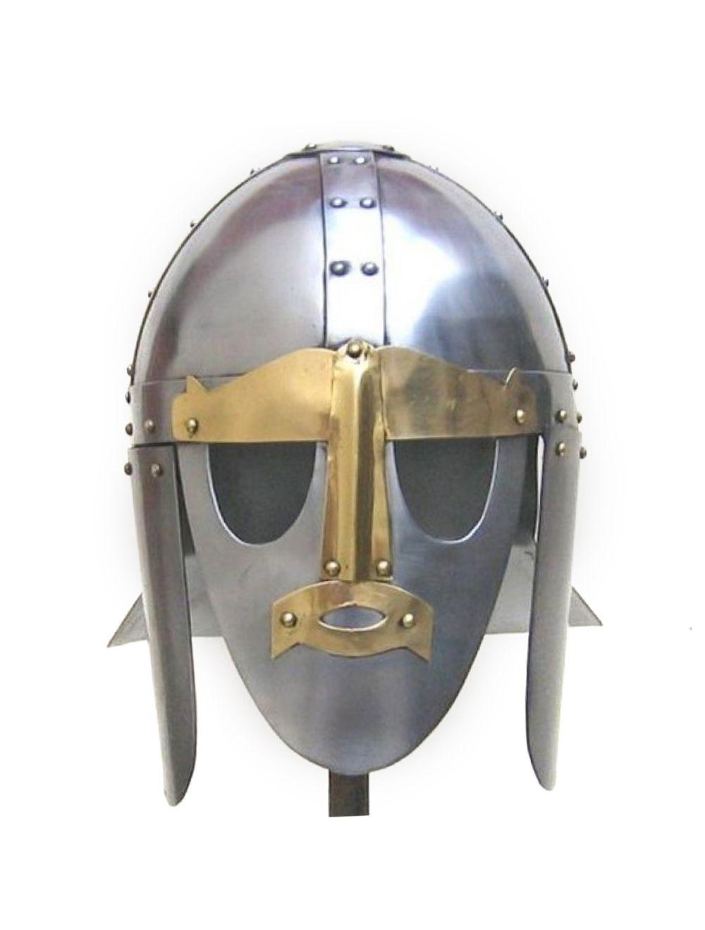 Armor Helmet, Sutton Hoo